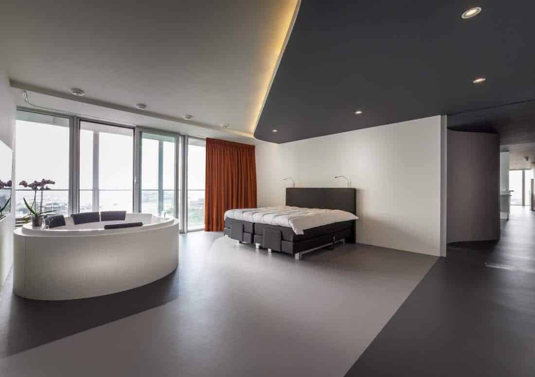 penthouse in Rotterdam