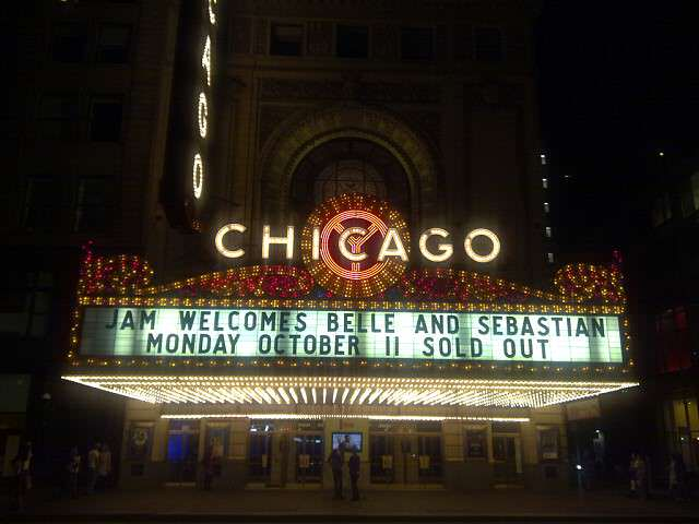 in Chicago