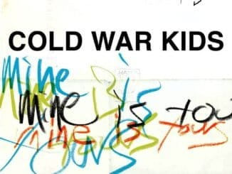 cover cold war kids