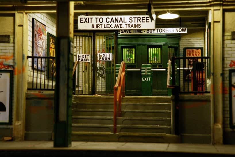 exit to canal street