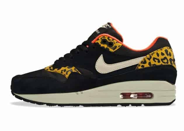 nike air max 1 leopard pack holiday 2012 1