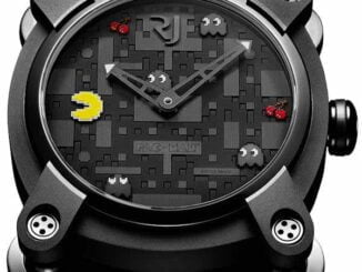 romain jerome pac man watch 2