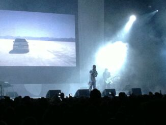 Frank Ocean in de Heineken Music Hall