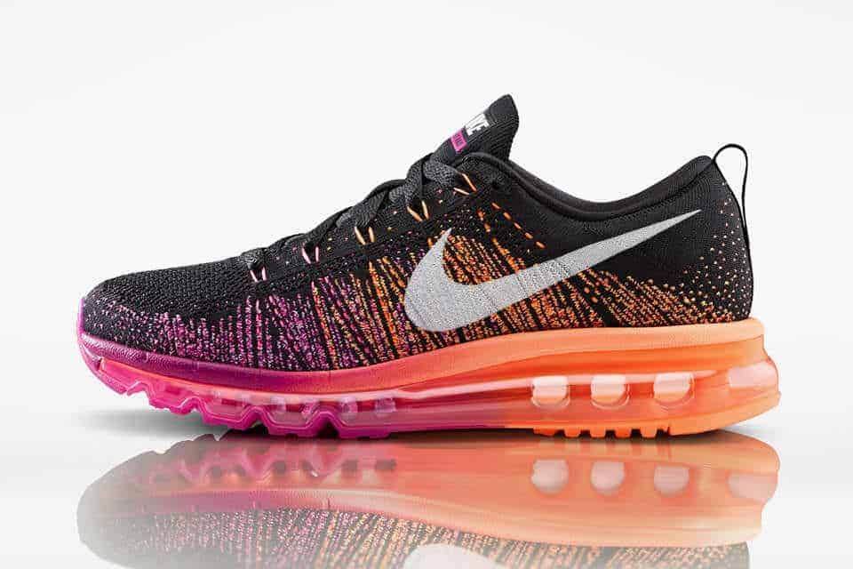 nike air max dames felle kleuren