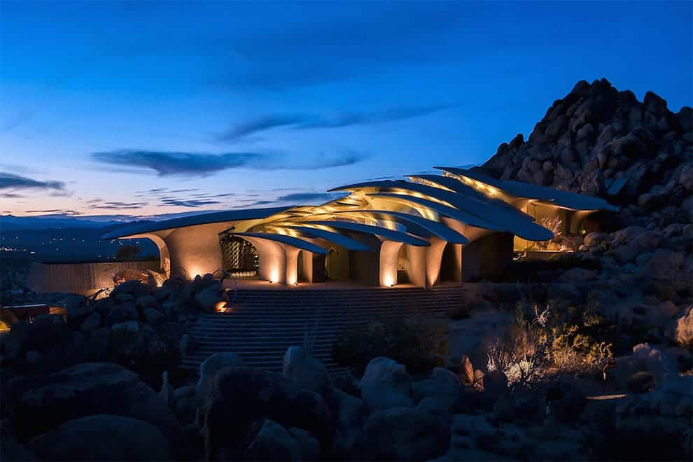 The High Desert House van Architecture Kendrick Bangs Kellogg