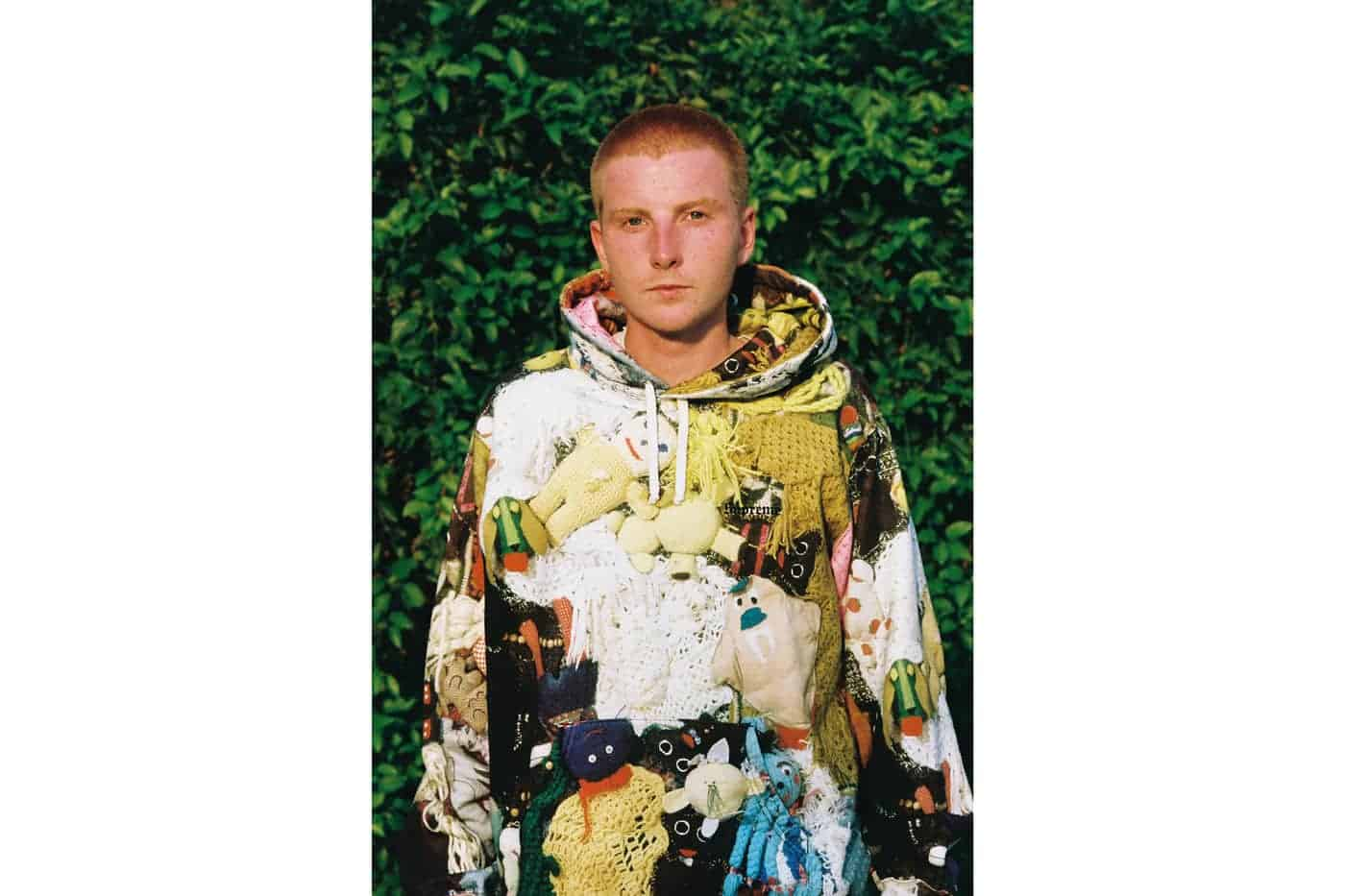 Supreme x Mike Kelley