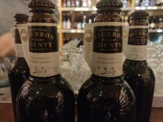 Goose Island Bourbon County Brand Stout