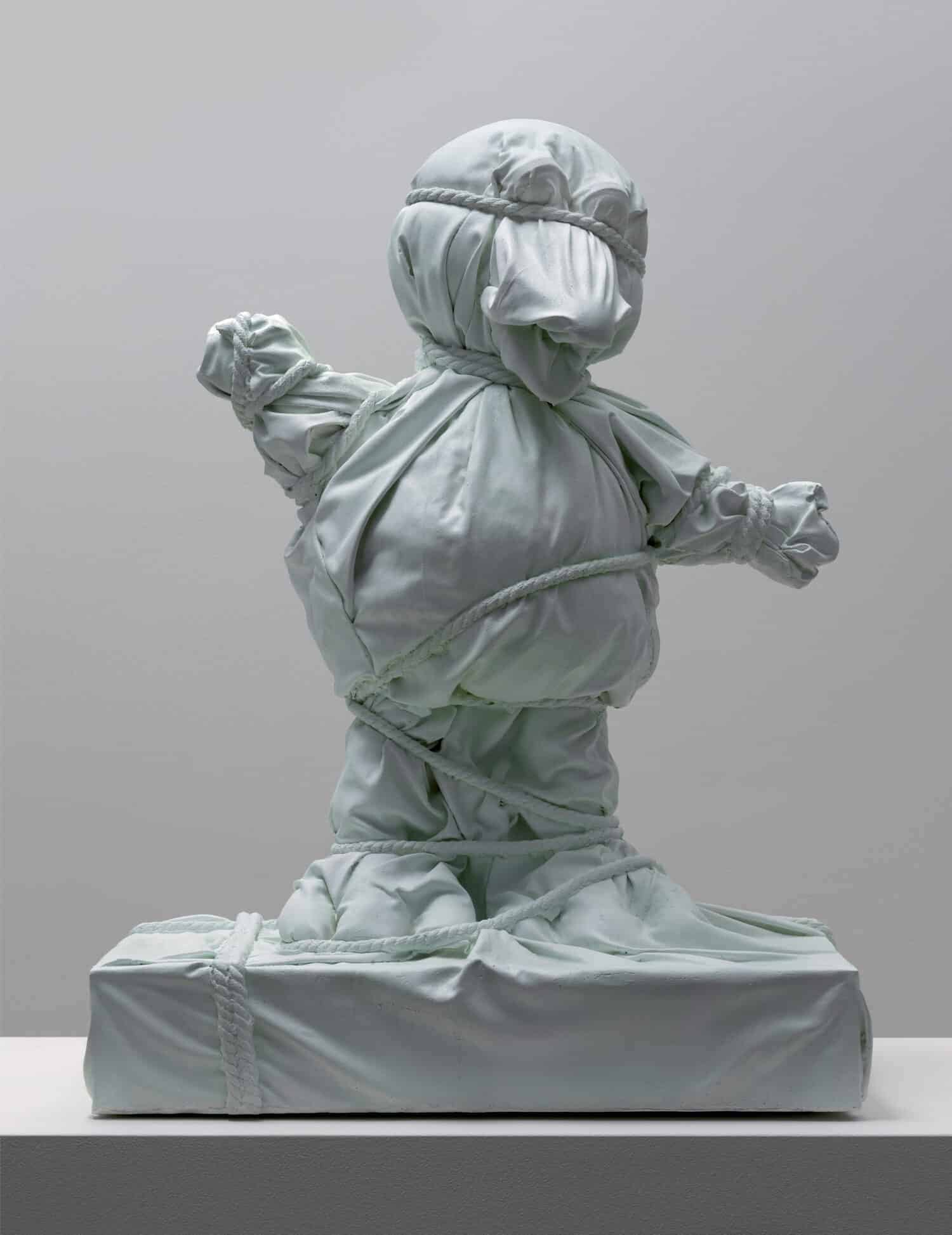 Daniel Arsham - Static Mythologies