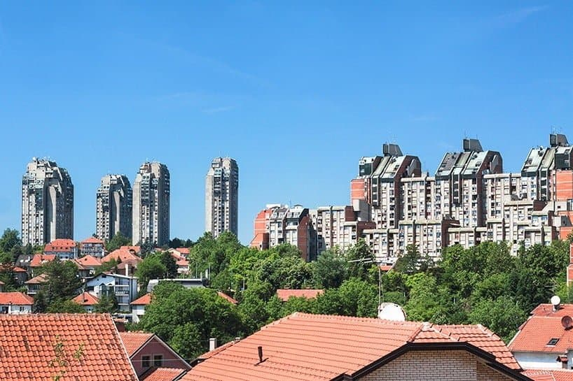 banjica residential complex