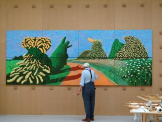 Hockney - Van Gogh -The Joy of Nature