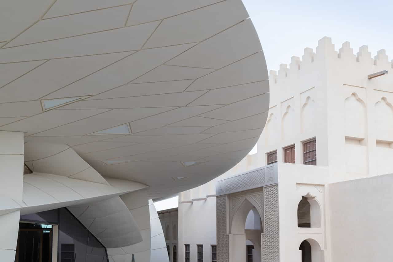 Nationaal Museum in Qatar