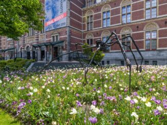 Louise Bourgeois 'Spider' 1996, Easton Foundation. Foto: Antoine van Kaam © The Easton Foundation/Pictoright, Amsterdam