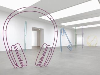 Michael Craig-Martin in Gagosian London