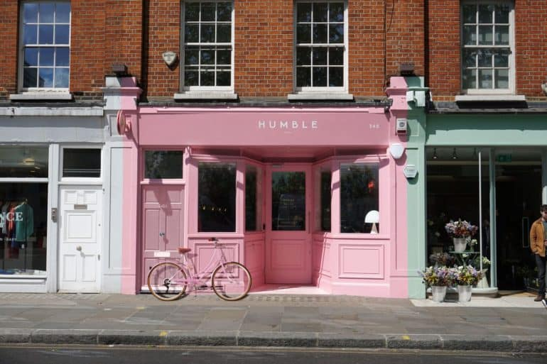 Humble Pizza Londen