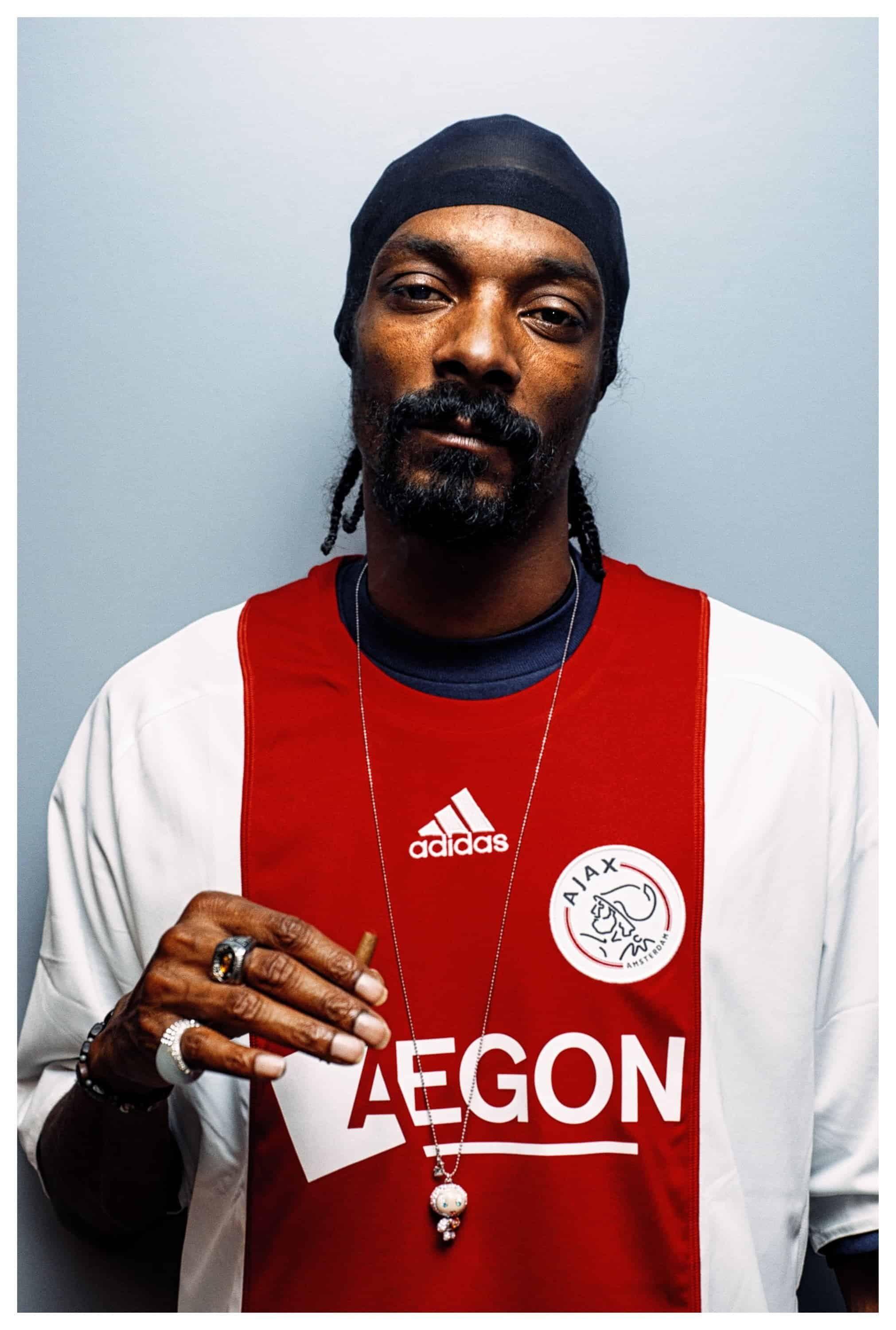Ilja Meefout - Portraits of Hip Hop - Snoop Dogg