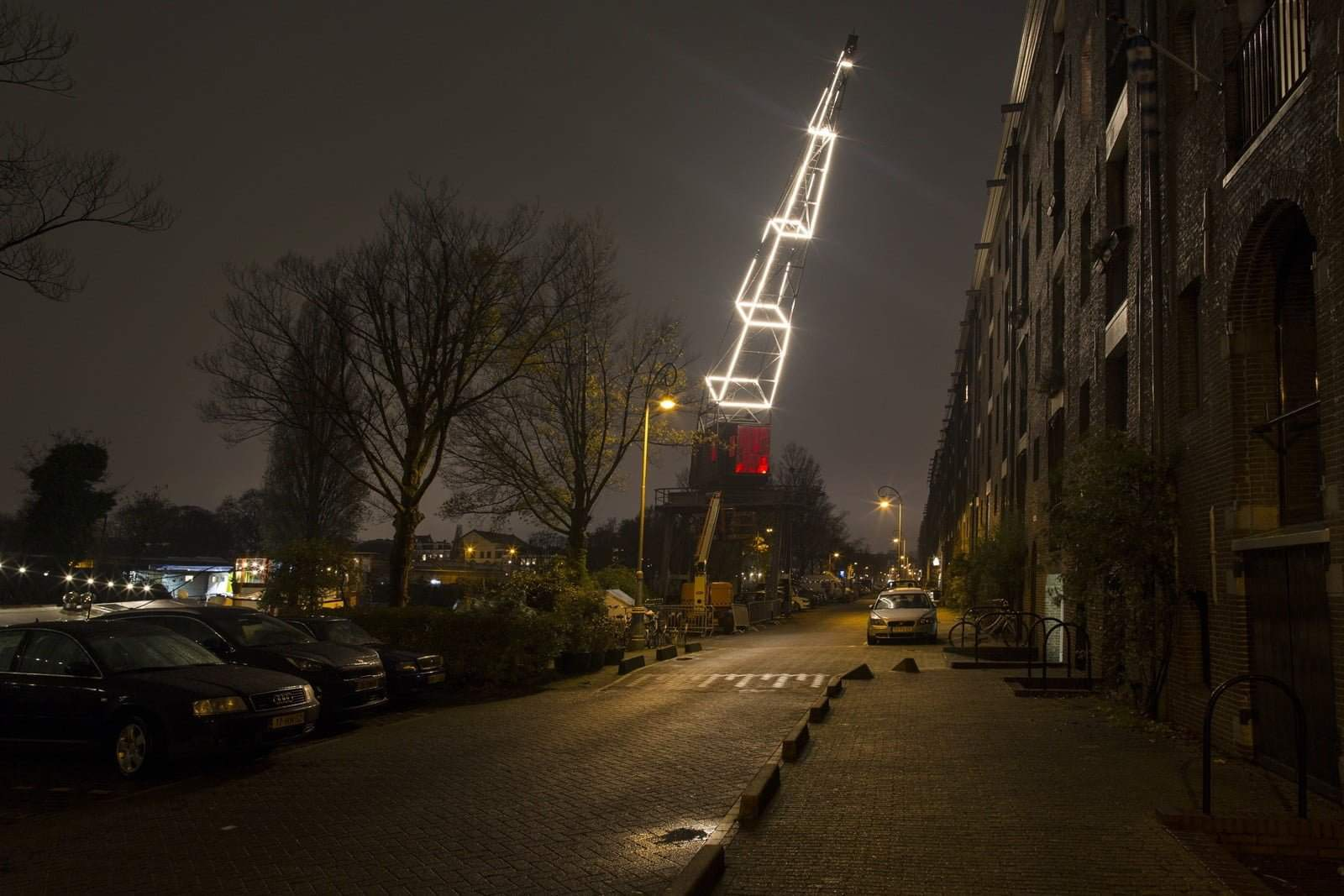 Between the Lines by Har Hollands - Amsterdam Light Festival 2019 - Photo Copyright Janus van den Eijnden (2)