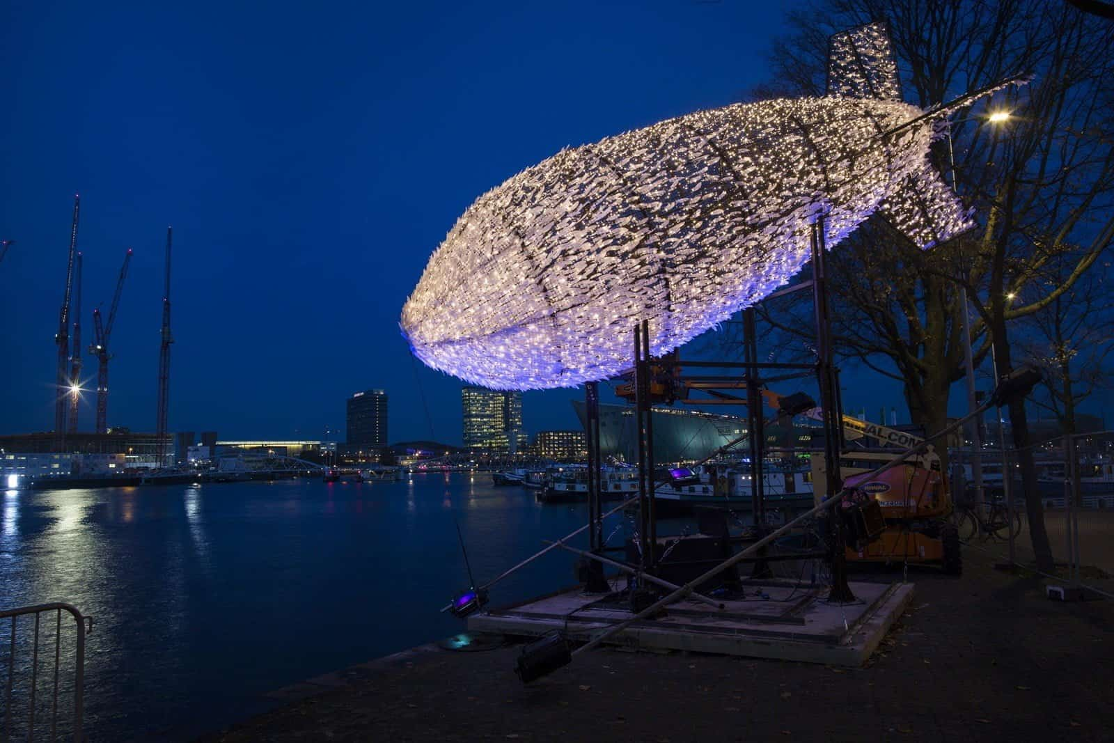Big Bang - By UxU Studio - Amsterdam Light Festival 2019 - Photo Copyright Janus van den Eijnden (1)