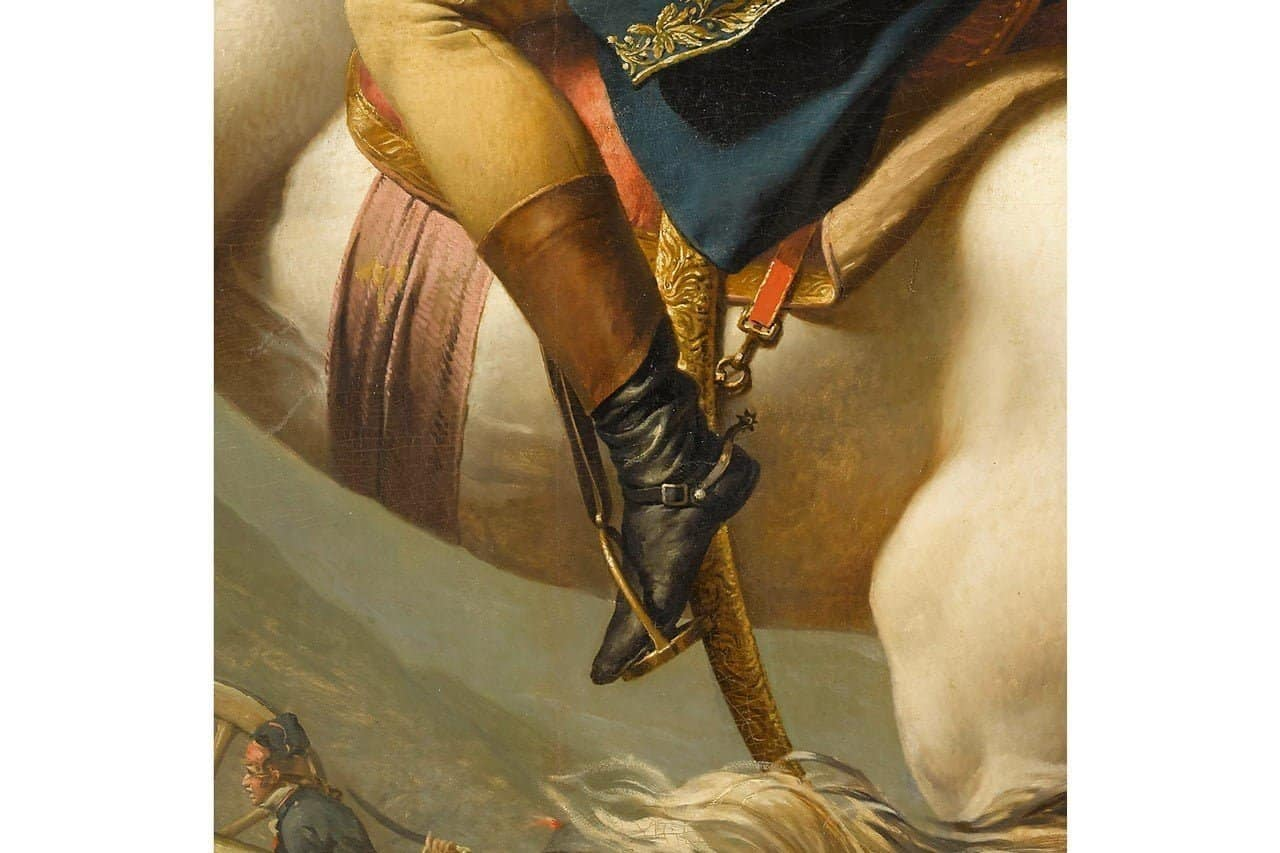 Jacques-Louis David ontmoet Kehinde Wiley