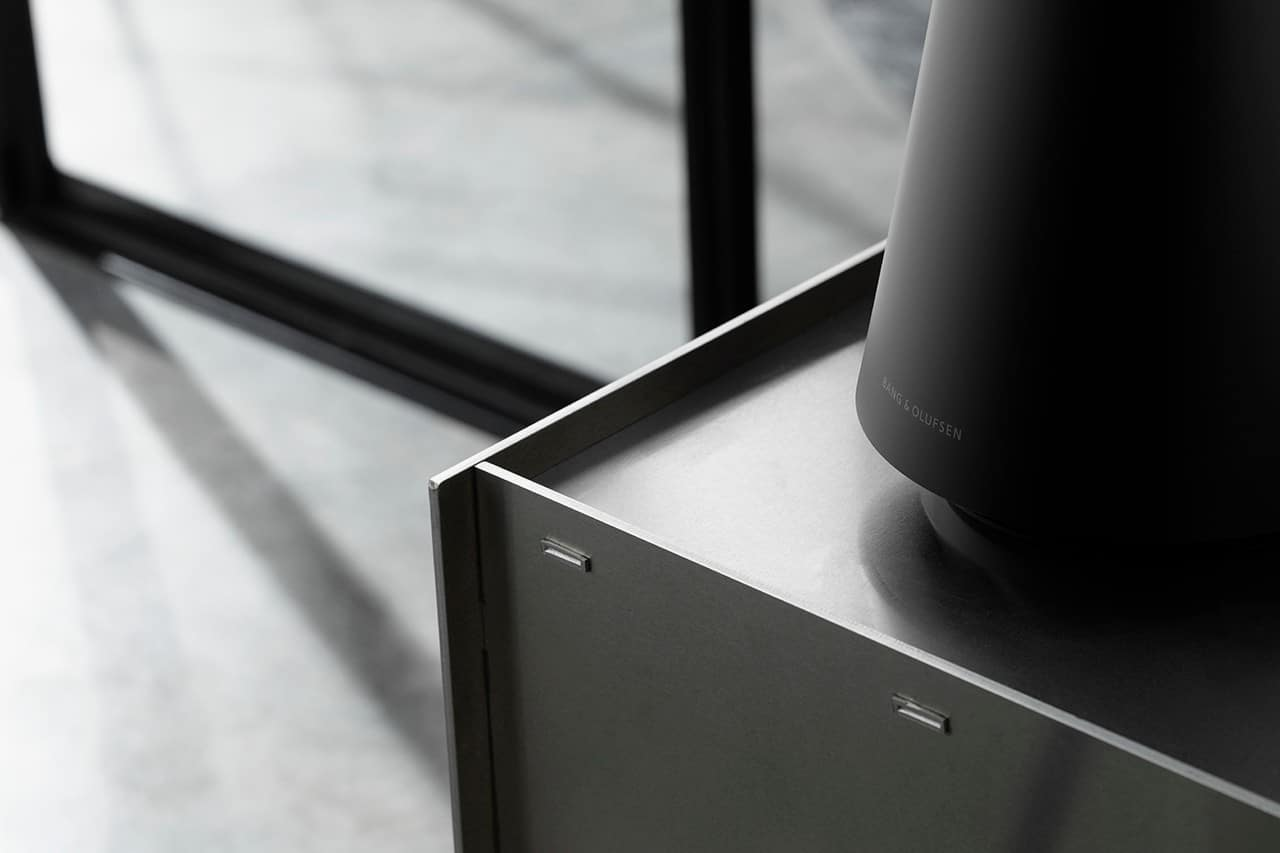 Norm Architects x Bang & Olufsen