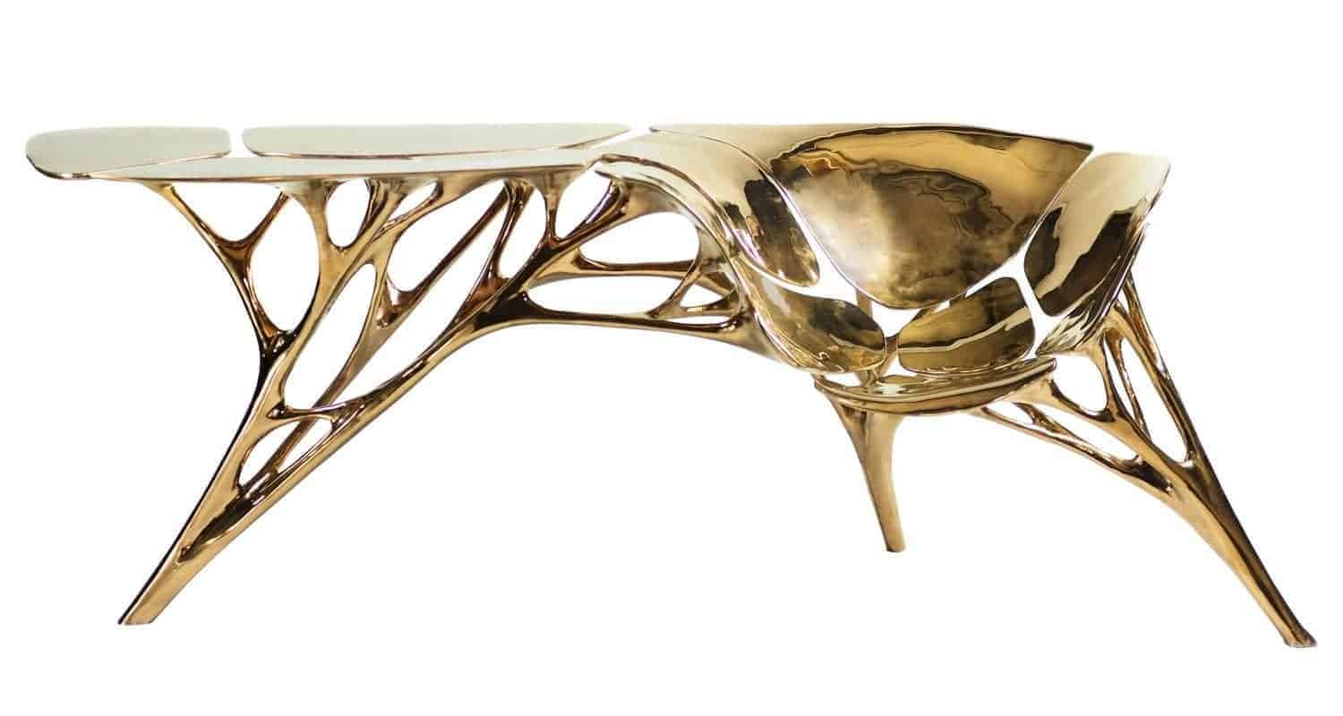 Lotus Console Table (2016)