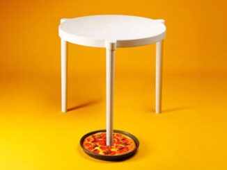 Pizza Hut x IKEA