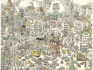 illustratie van Mattias Adolfsson