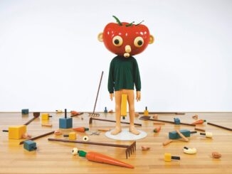 Paul Mccarthy (1945), Tomato Head (Green)