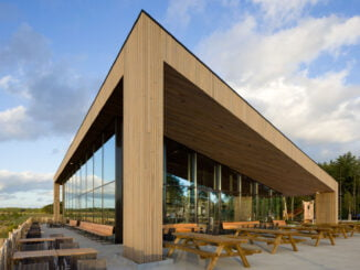Cafe-restaurant Soesterdal door VOCUS architecten