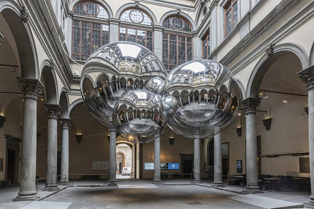 Tomás Saraceno - Thermodynamic Constellation