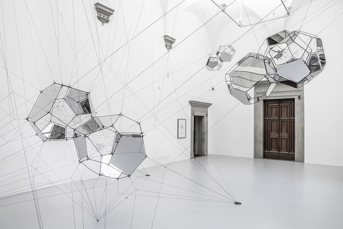 Tomás Saraceno - Connectome