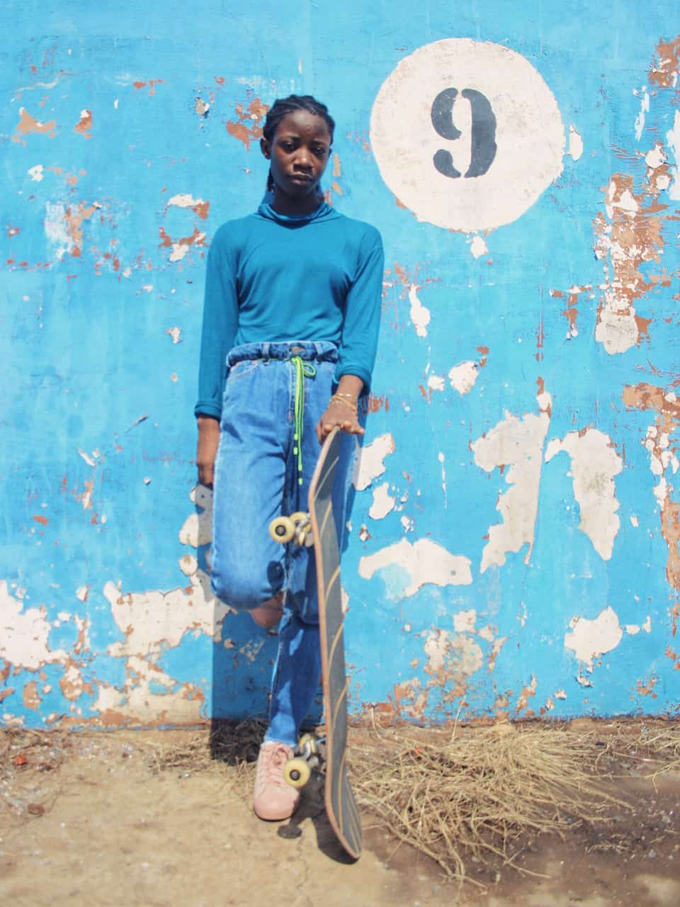 Off-White en Daily Paper bouwen skatepark in Ghana