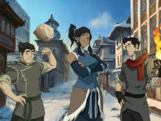 The Legend of Korra: De Complete Serie DVD review
