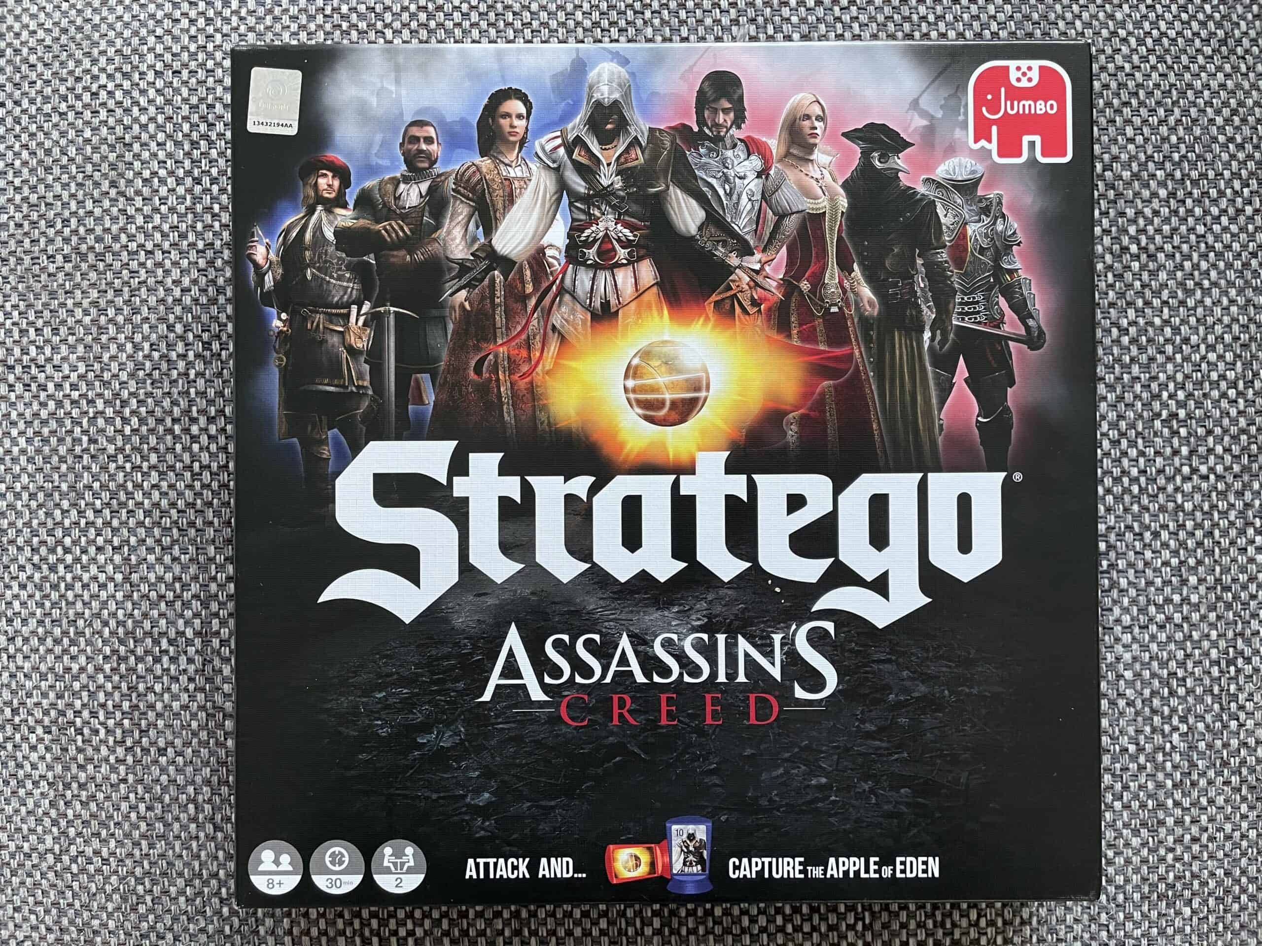Stratego meets Assassin's Creed feature