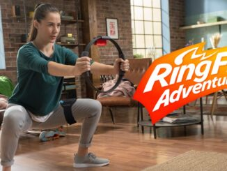 Blijf ook in de lockdown fit met Ring Fit Adventure