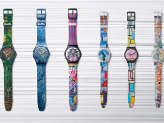 Swatch x MoMA