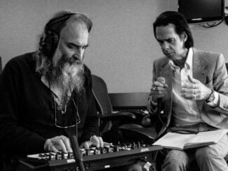 Nick Cave en Warren Ellis
