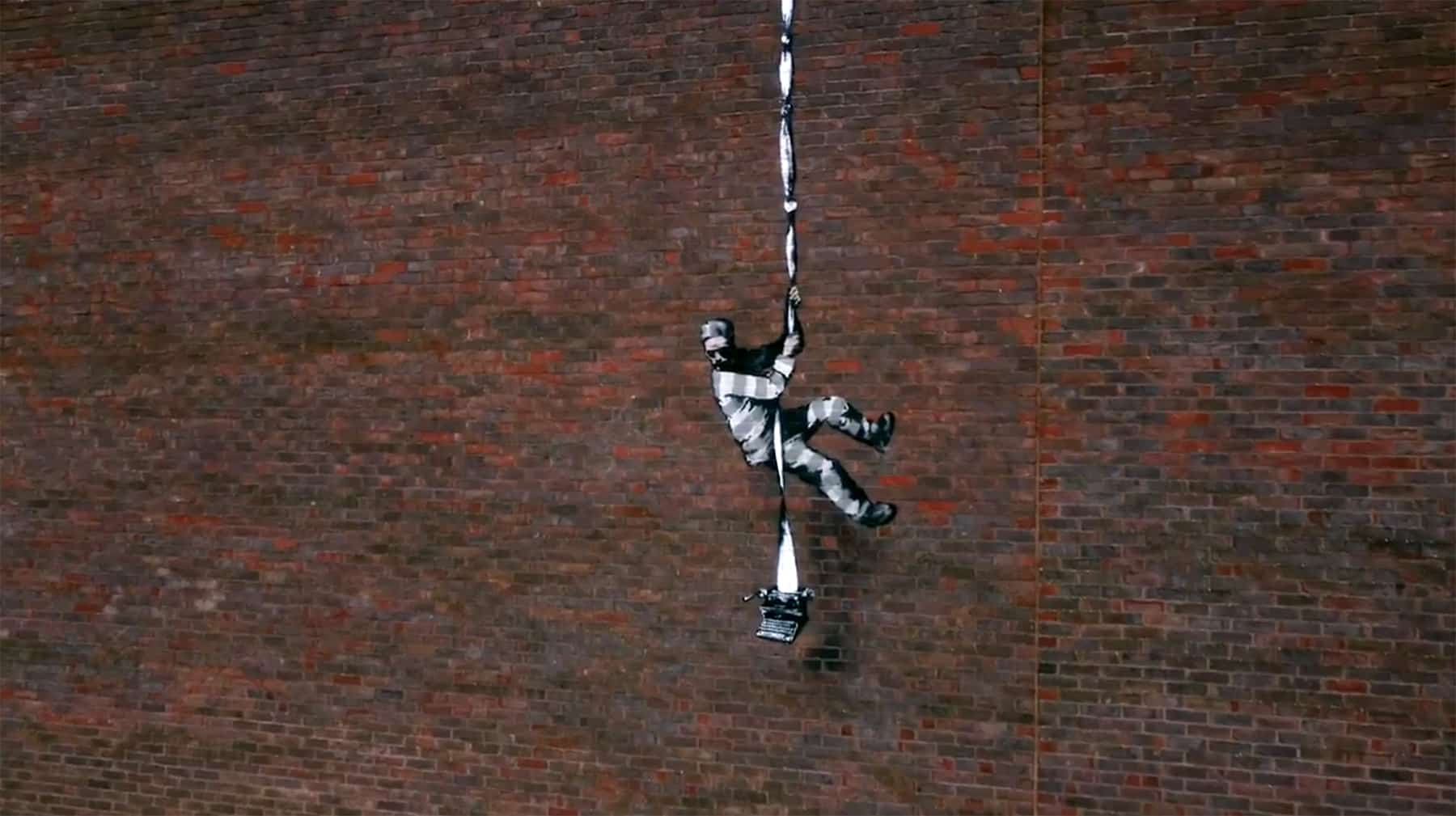 Banksy - Create Escape