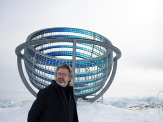Olafur Eliasson - Our Glacial Perspective