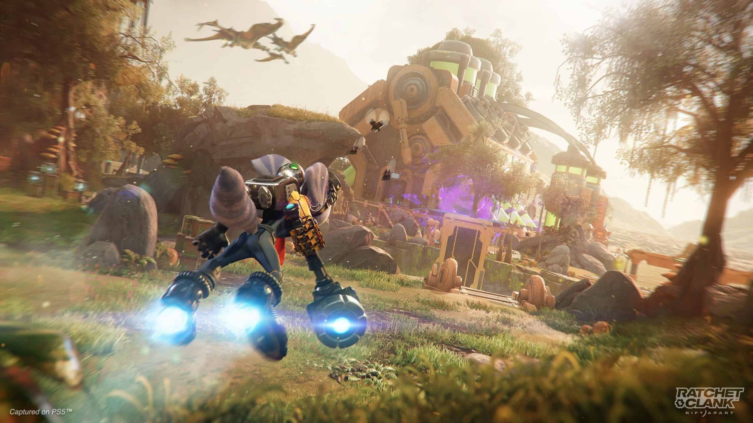 Ratchet and Clank Rift Apart Review