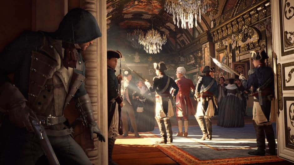 Recensie: Assassin's Creed Unity