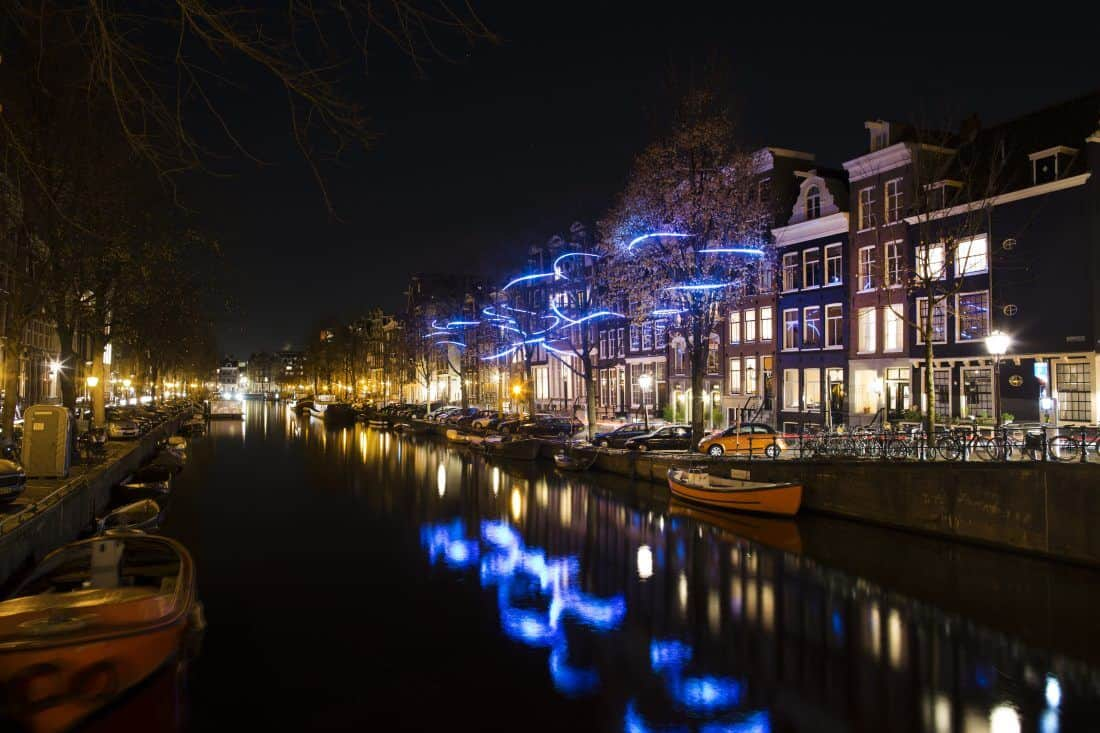Amsterdam Light Festival 2016