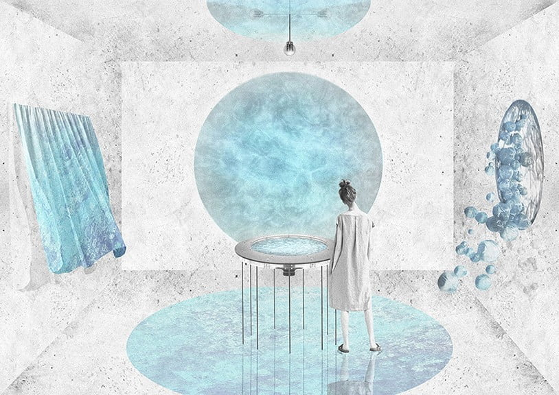 Contemplation Spaces - Dutch Design Week