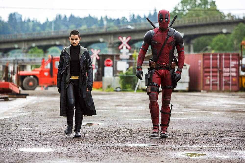 deadpool en negasonic teenage warhead