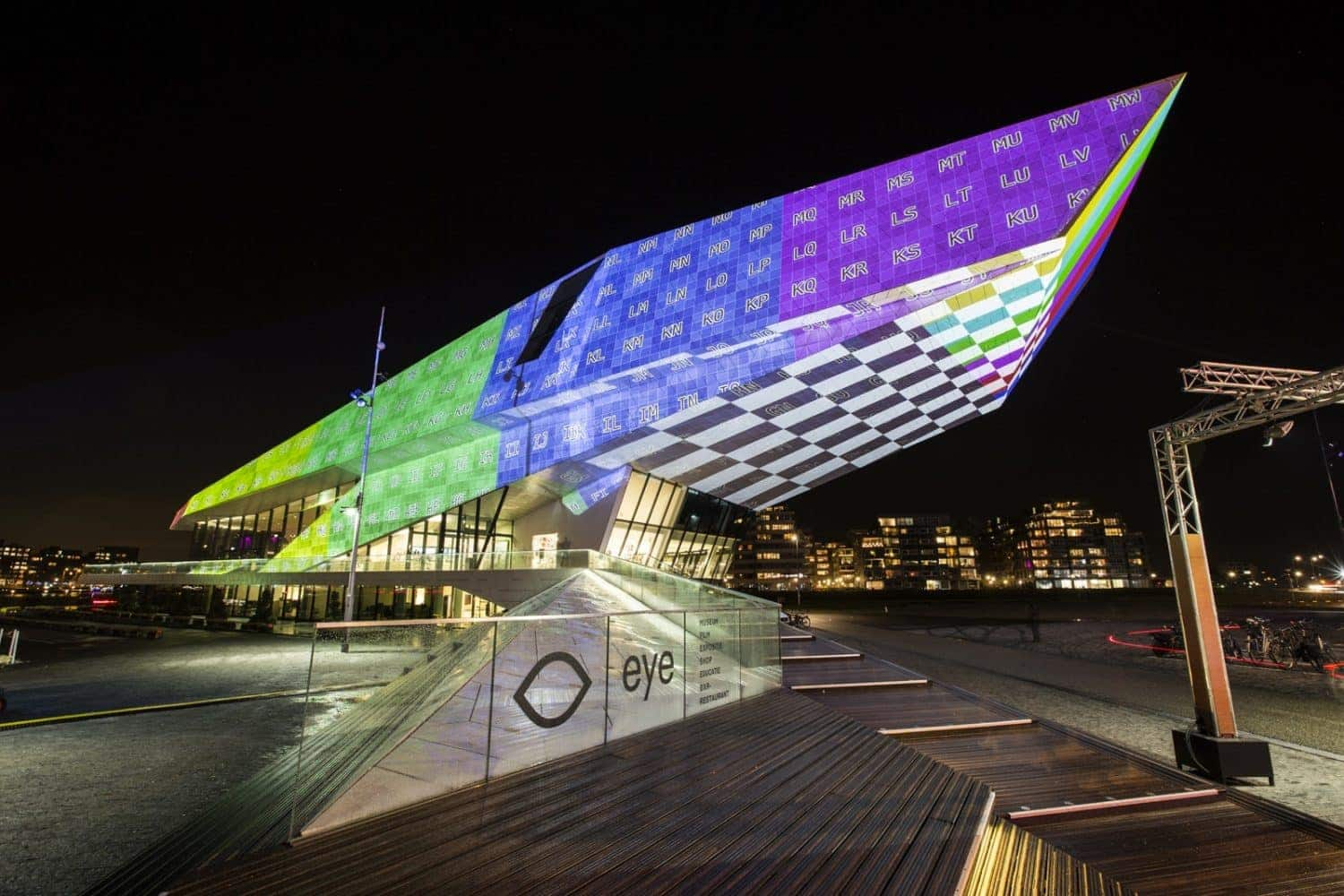 Amsterdam Light Festival - World Masters of Projection Mapping
