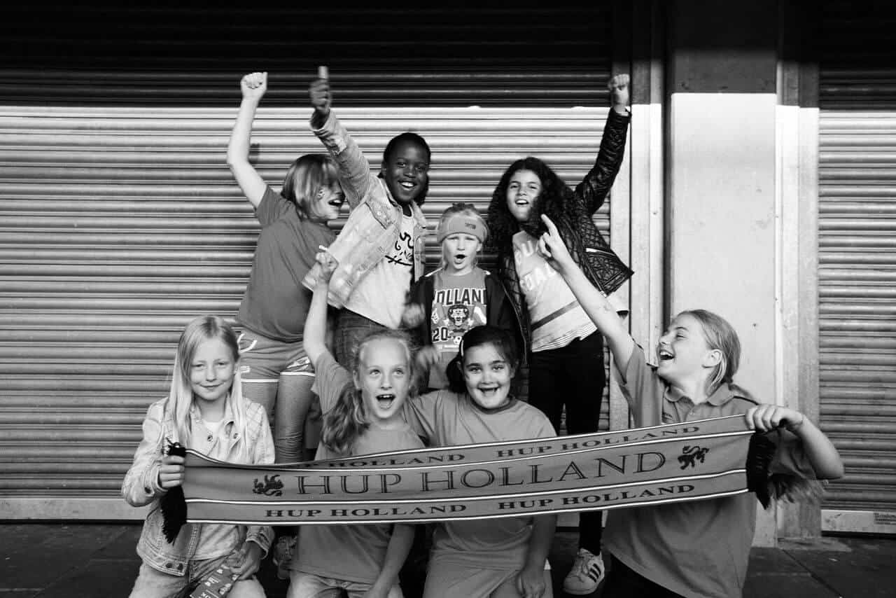 Game On - EK Vrouwen 2017