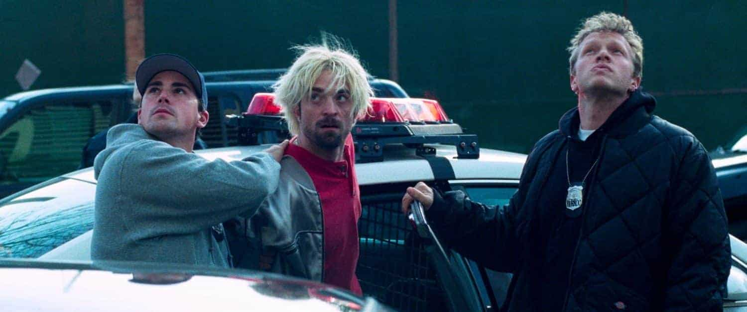 Still uit de film Good Time