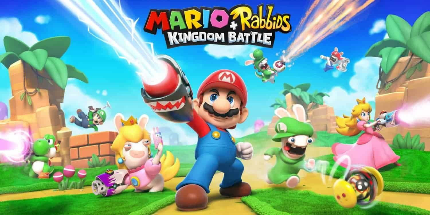 Mario + Rabbids Kingdom Battle - Nintendo