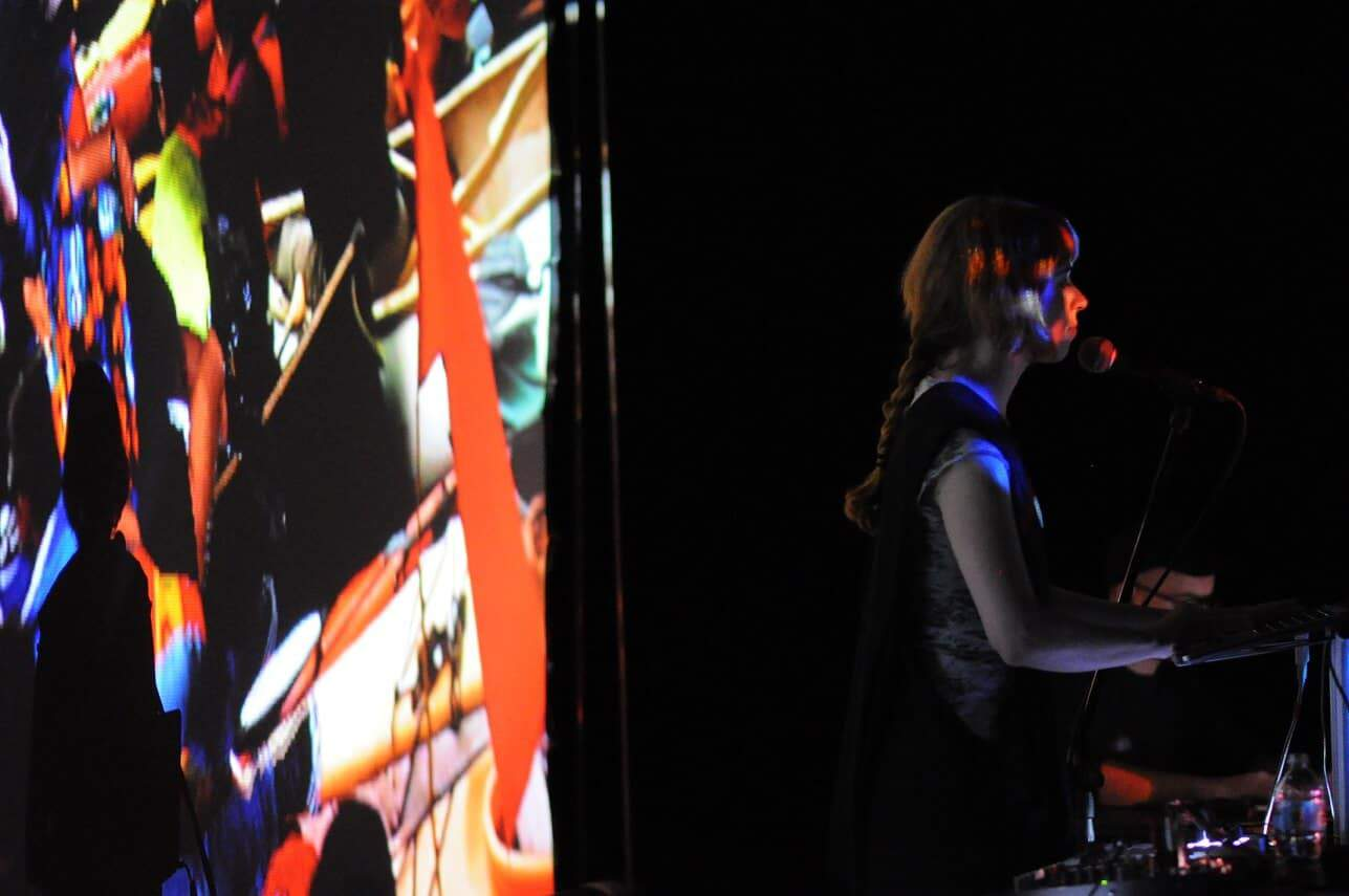 Holly Herndon, Constellation, Chicago