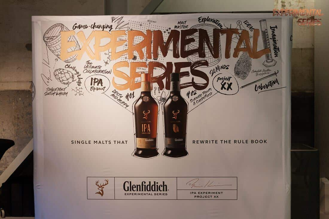 Glkenfiddich Experimental Series