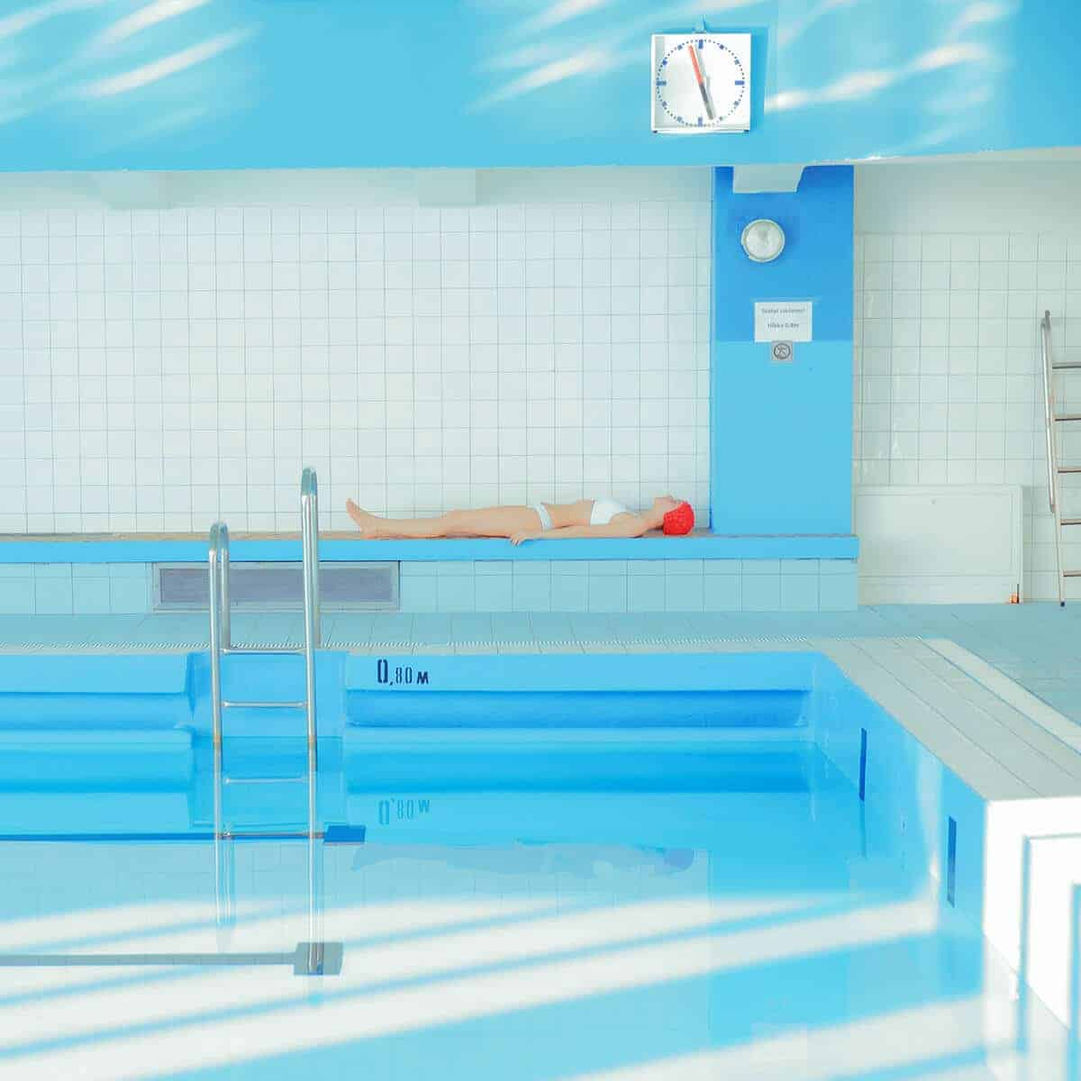 Maria Svarbova - In the Swimming Pool